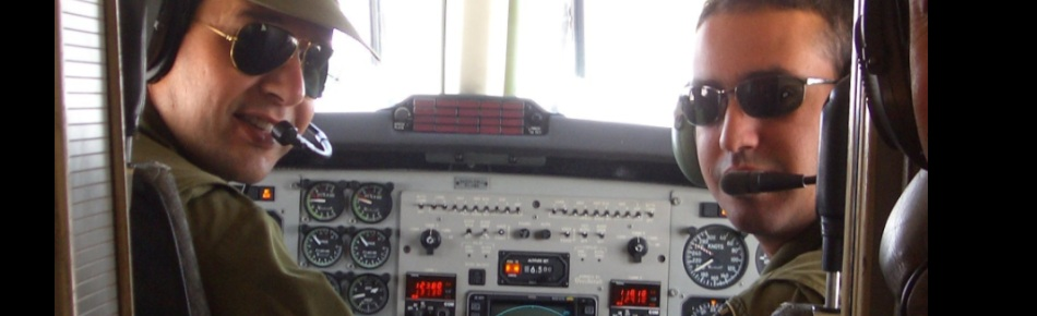 pilot training north africa for aerial mapping flight
