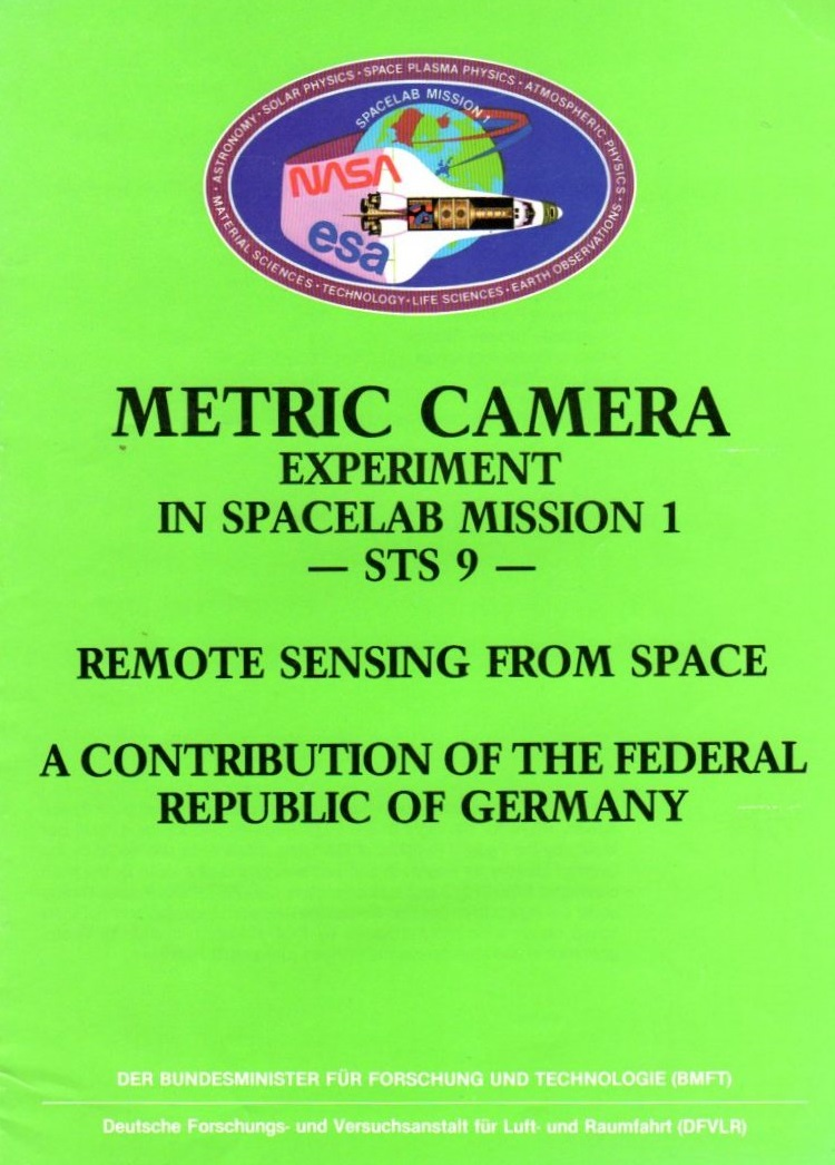 Zeiss RMK in Space