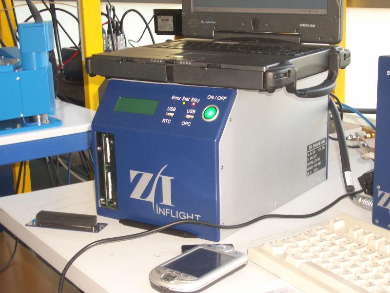 Z/I inFlight Flight Management System for aerial survey