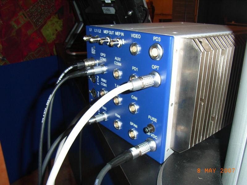 DMC camera control unit