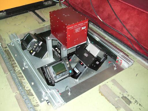 IGI Penta DigiCam with IGI AEROcontrol IMU IId