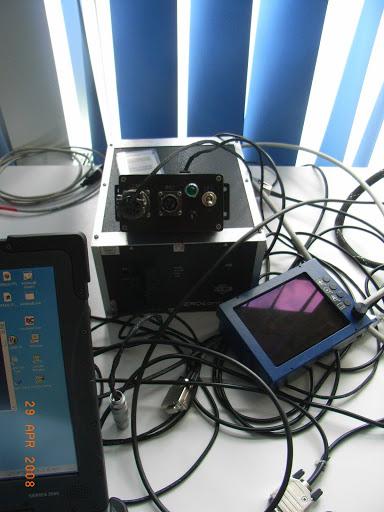 ZI Imaging Pilot Display