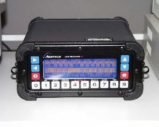 Ashtech Z12 GPS Receivers