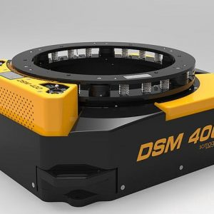 Somag DSM 400 gyro mount
