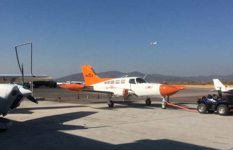 GeoAir Aircraft Central America