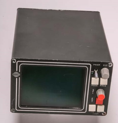 IGI CCNS4 Pilot Display